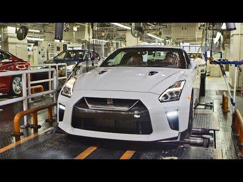? 2017 Nissan GT-R Production