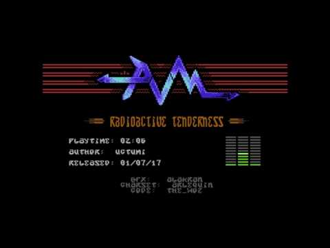 Uctumi - Radioactive Tenderness (C64 real 8580 SID sound)
