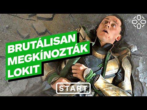 Brutálisan megkínozták Lokit – IGN Start 2021/23.