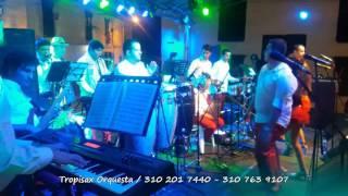 Carita de Angel - Tropisax Orquesta.