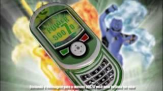 HANZO - Interatividade Teste SMS - Jetix / Disney