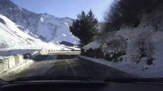 Travelling Georgian Military Road