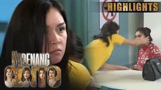 Romina, di napigilan ang kanyang galit kay Daniela | Kadenang Ginto (With Eng Subs)