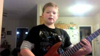 """Taking Care of Business"" Bachman Turner Overdrive by Ethan Smith ""America's Got Talent"" Submission"