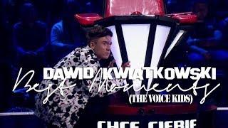 Dawid Kwiatkowski - Best Moments (The Voice Kids)
