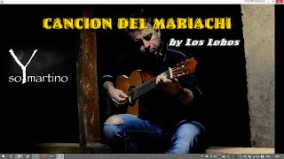 CANCION DEL MARIACHI - Desperado soundtrack - fingerstyle guitar cover by soYmartino