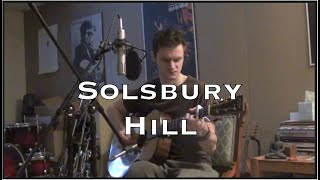 Solsbury Hill - Peter Gabriel (acoustic cover)