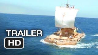Kon-Tiki TRAILER 2 (2012) - Joachim Rønning Movie HD