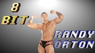 "WWE 8 BIT RANDY ORTON THEME ""BURN IN MY LIGHT'"