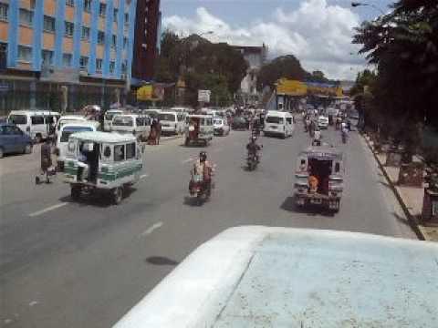 Cruising into Kathmandu