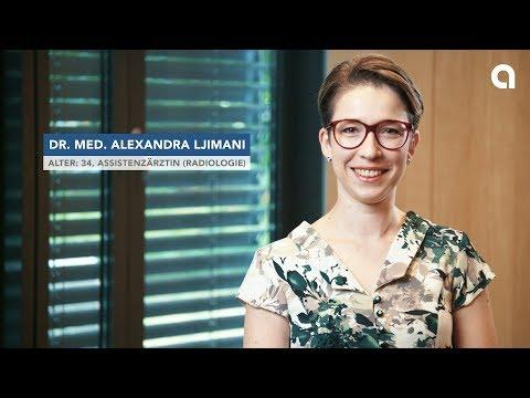 Erfahrungen einer Assistenzärztin in Radiologie