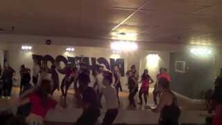 DEUCEnDIP Dance Crew | Workshop | J. Cole - She Knows | Toronto
