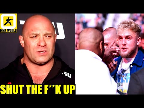 Matt Serra reacts to Daniel Cormier-Jake Paul confrontation at UFC 261,TJ Dillashaw injured,Weidman