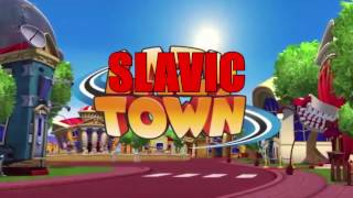 We are number Gopnik (Slavic Town) (Official Music Video)