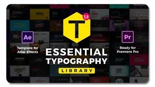 Essential Titles and Lower Thirds 20681372 | After Effects Template