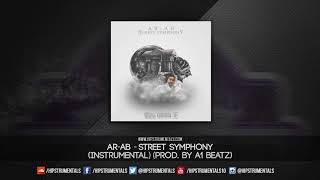 Ar-Ab - Street Symphony [Instrumental] (Prod. By A1 Beatz) + DL via @Hipstrumentals