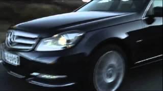 Lanzamiento del Mercedes-Benz C 200 City - VisionMotor