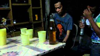 Inuman session with Eraser ni Edgar (Alay - Kamikazee)