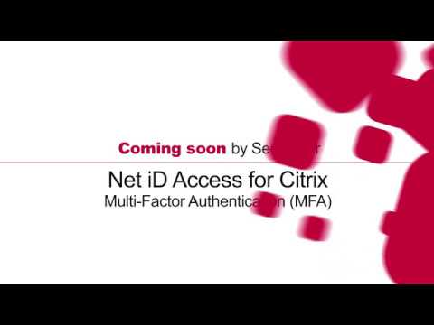 Coming Soon by SecMaker | Net iD Access for Citrix - MFA