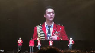 Highlight concert 170916 in Taipei(這段真的會笑死😂😂)