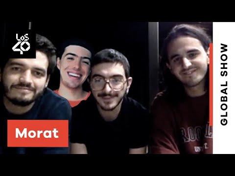 MORAT: «AL AIRE, es una canción dedicada a la radio» | LOS40 Global Show