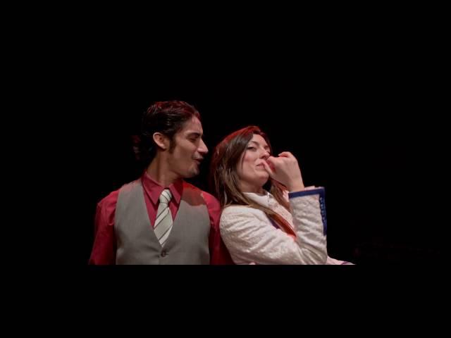 Videoclip oficial de 'Perdiendo la cabeza', de Dúo Orquesta Regalizes.