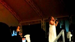 Chrisette Michele Aston Martin Music live in concert - Kuwait