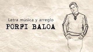 AQUEL LUGAR - PORFI BALOA Y SUS ADOLESCENTES [VIDEO LYRIC OFICIAL]