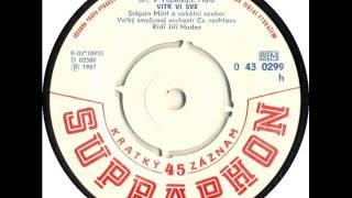 Štěpán Mátl - Vítr ví své [1967 Vinyl Records 45rpm]