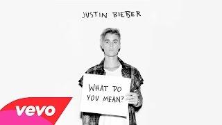 Justin Bieber - What Do You Mean? Traducida (Subtitulos Inglés/Español)