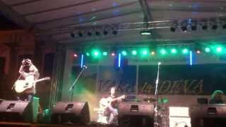 Florin Stefan - Guitar Solo Live / La fereastra ta - Semnal M 2014