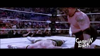 2007 Main Events: Cena vs Umaga - Royal Rumble width=