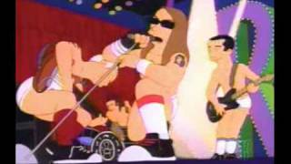 "Red Hot Chili Peppers in ""The Simpsons"" FULL!!"