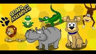 Animais Animados - Aplicativo para crianças