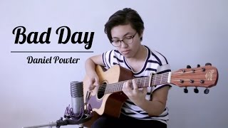 Protege A-1CE Solid Top Grand Auditorium - Bad Day (Daniel Powter) Cover