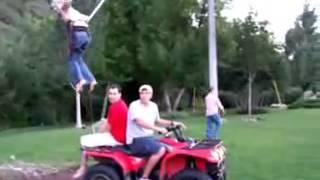 Bungee jumping!