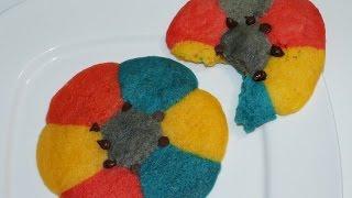 Recettes de cuisine : cuisinerapide COOKIES FLOWER COLORE (CUISINERAPIDE) en vidéo