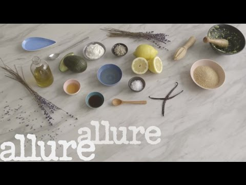 Jessica Alba's Vanilla Sugar Body Scrub: Face Food | Allure