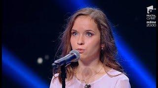 """Lavinia Florea - """"Nu mă uita"""" (Ioana Ignat). Momentul la care Bendeac a izbucnit în lacrimi"""