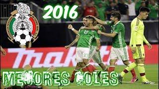 Los 10 Mejores Goles de México en el 2016