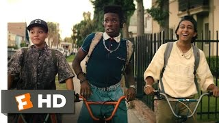 Dope (2015) - Malcolm the Geek Scene (1/10) | Movieclips
