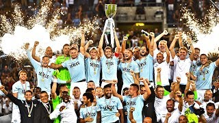 S.S.Lazio - Supercoppa 2017 - The Movie