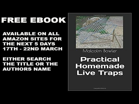 FREE TRAPPING EBOOK ! GIVEAWAY !