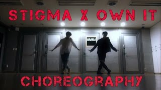 BTS V STIGMA DANCE CHOREOGRAPHY (Own it choreo cover by JK & JM)