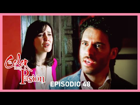 El color de la pasión: Marcelo le asegura a Daniela que no dejará a Lucía | C-48 | Tlnovelas