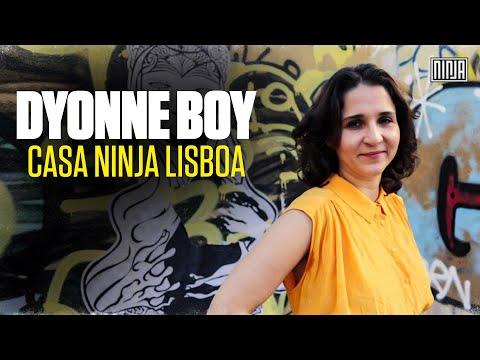 Conheça Dyonne Boy | Equipe Casa NINJA Lisboa