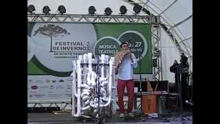 Carlos Carty - Panflute - Festival Inverno Monte Verde 2014