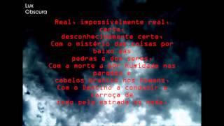 Lux Obscura & Álvaro de Campos - Tabacaria (I)