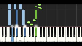 K-391 - Everybody - PIANO TUTORIAL
