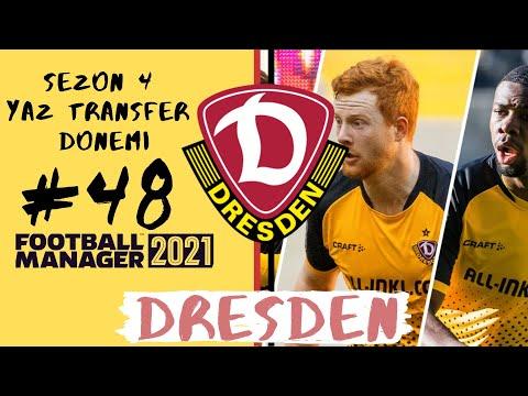 (Canlı Yayın )   DYNAMO DRESDEN KARİYERİ FM21    Football Manager 2021